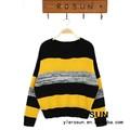2014 raya nuevo estilo cálido y suave tejido patrones diseños jersey de lana para damas