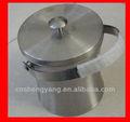 venta caliente de aceroinoxidable 304 cubo de hielo