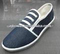 2014 de pvc de la inyección de los hombres casual zapatos de verano