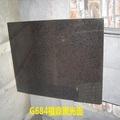 china negro granito G684