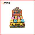 juguete plástico para niño de caramelo,kid toy 2014