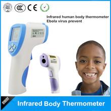 termómetro de frente para el áfrica occidental, termómetro de infrarrojos para el áfrica occidental el virus de ébola