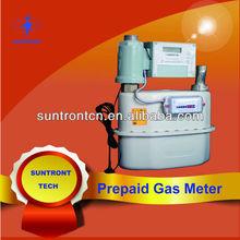 indutrial de glp de gas del medidor de flujo