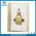 circuito cerrado de televisión de la marca de shanghai jingke cosméticos de embalaje perfume linert eva