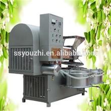 pequeño tornillo automática de aguacate en frío de aceite de prensa de la máquina para la venta