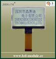 3 128x64 pulgadas lcd mono módulo JHD12864-G46BSW-G