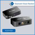Nuevos productos de fibra óptica 2014 coaxial Receptor de música Bluetooth, bluetooth 4. 0, bluetooth apoyo a2dp/iopt perf