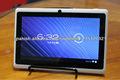 7 pulgadas de Tablet PC venta caliente