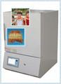 toque el panel uniforme de la temperatura del horno de mufla de laboratorio dental