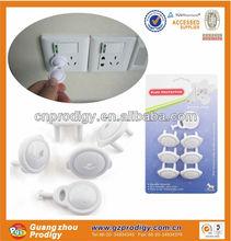 Bebé de la seguridad de la cubierta del zócalo, eléctrica enchufe protector/eléctrico de salida de la cubierta/baby cubiertas