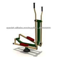 China, elíptico Crossfit Equipos para gimnasio al aire libre para el adulto Body Building en los parques o jardines