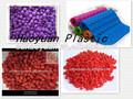 El precio de fábrica de resina virgen de plástico de pvc para esteras/alfombrillas producto de plástico