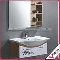 Mueble de baño de madera sólida