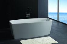 Tina de agua caliente, bañera de piedra, 1800mm bs-8618