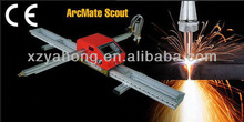 práctica samll CNC de corte por plasma de metales
