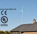 Eolienne 10KW avec une grande efficacité pour un usage domestique ou agricole générateur à aimant permanent