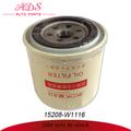 Para camioneta nissan filtro de aceite del oem: 15208-w1116