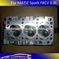 Culata conjunto( uso para daewoo matiz bujía del motor f8cv 0.8l)