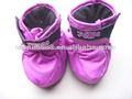Mode mignon et doux bottes d'hiver pour bébé