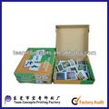gran pieza de papel educativo del rompecabezas rompecabezas para los niños