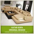 Italia sofá de cuero de diseño, el estilo de los muebles de la sala de italiano, sofás de diseño baratos