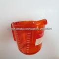 plástico 32 oz taza de medir con la escala