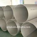 de acero inoxidable de tubos con costura