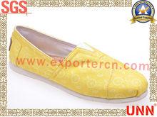 2013 forman los zapatos de lona para las mujeres