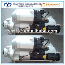 sinotruck motor de piezas de repuesto vg1560090001 weichai motor de arranque