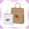 Nuevo estilo caliente- la venta personalizada bolsas de bolsas de papel para ir de compras