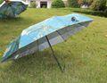 sombrilla veces pongis paraguas de ocio para la publicidad