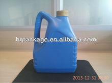 polietileno de alta densidad 2l de aceite del motor de la botella de plástico