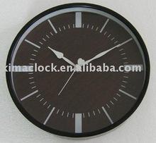 Reloj de madera, reloj de pared, reloj de madera, reloj de cuarzo