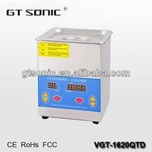 2l auto partes limpiador ultrasónico vgt-1620qtd china