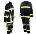 kevlar resistente al fuego telas anti de lucha contra incendios ropa de protección