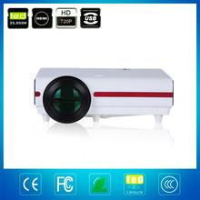 720p proyector led para tv y video juego de cine en casa dvd y la educación