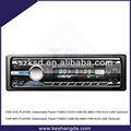 Un coche din dvd/cd/mp4/mp3/radio/aux/usb/ksd-3225 sd
