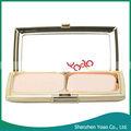 Lekiss 02# la magia de la moda retro base maquillaje paleta de maquillaje en polvo suave 8g