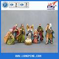 resina conjunto natividad estatuas religiosas católicas