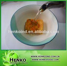 liofilizado de sopa de productor