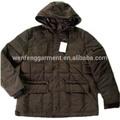 chaqueta de plumón