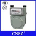 SZ-G natural medidor de gás