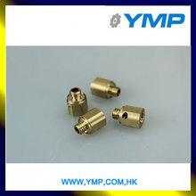 OEM precisión latón mecánica servicio de piezas de torneado piezas de torno CNC personalizada