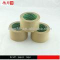 uso de embalagens de papel kraft fita