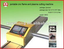 Máquina de corte de metal CNC Portable