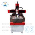 NC-M6090 Mini acrílico hierro aluminio metálico portátil Grabado pequeña fresadora CNC Routers