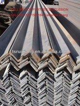 a36 laminado en caliente de acero del ángulo de hierro