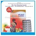 2014 venta caliente mezcla de frutas productos para adelgazar