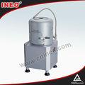 Cozinha comercial elétrica batata peeling e máquina de corte/comercial máquina descascador de batatas