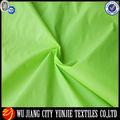 100 tela de nylon para la ropa/de nylon de paracaídas tela/castor de nylon tela